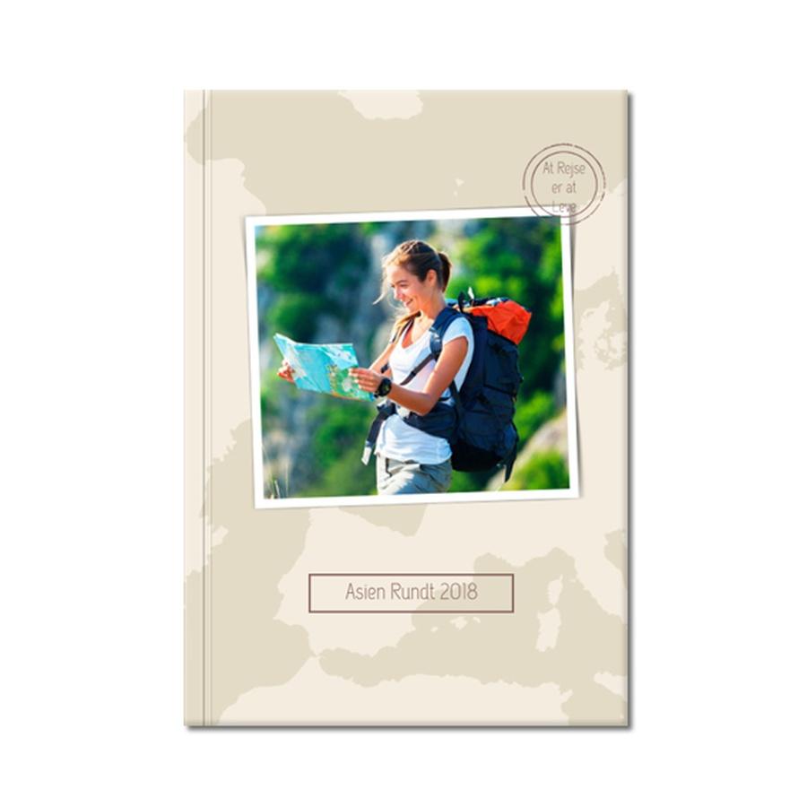 Hardcover a4 fotobog